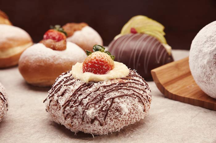 Confeitaria Sonhos e Donuts